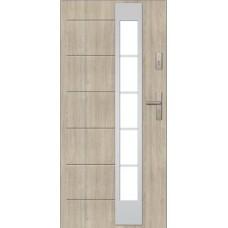 Drzwi stalowe Mastertherm 101 mm T41 S37 - pasywne