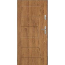 Drzwi stalowe Mastertherm 101 mm T45 - pasywne