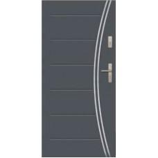 Drzwi stalowe Mastertherm 101 mm T45 A2 - pasywne
