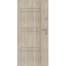Drzwi stalowe Mastertherm 101 mm T46 - pasywne