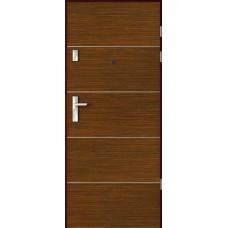 Porta Akustyczne 42dB z intarsjami (wzór 6)