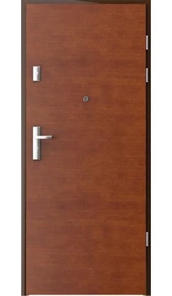 Porta Akustyczne 42dB płaskie naturalne poziome usłojenie
